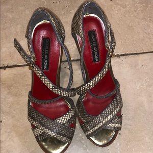 Charles jourdan heels size 8